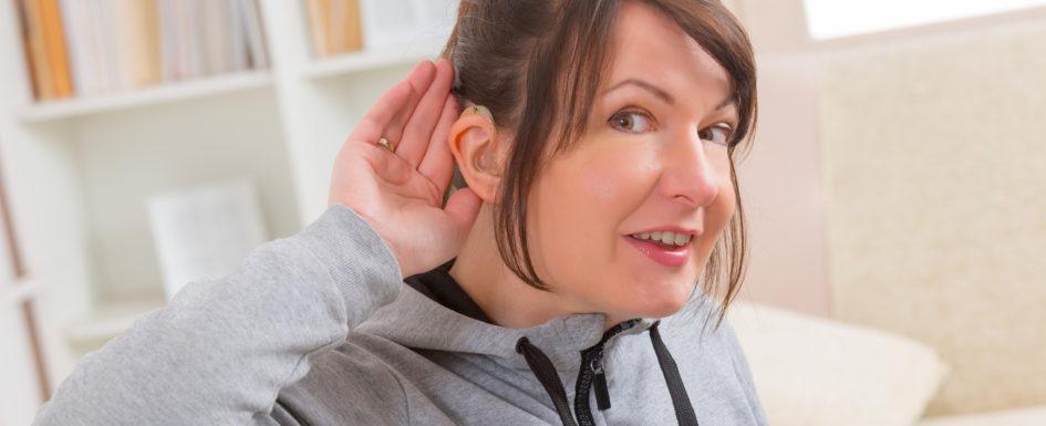 dårlig hørelse
