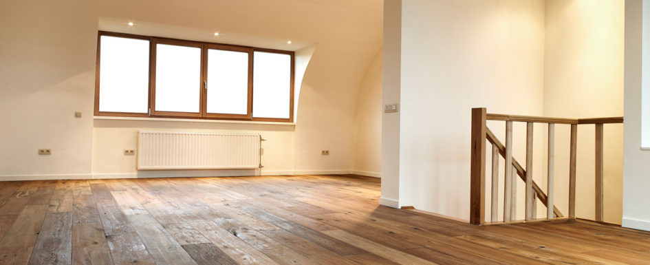 isoleret gulv
